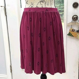 Women's Skirt, size Medium